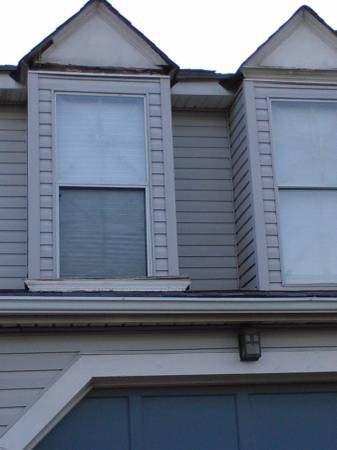 Replace Wood on top of 2 Dormers Cover Photo