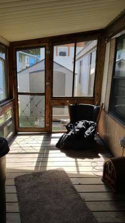 Weather Proofing, Porch Enclosure Work Cover Photo