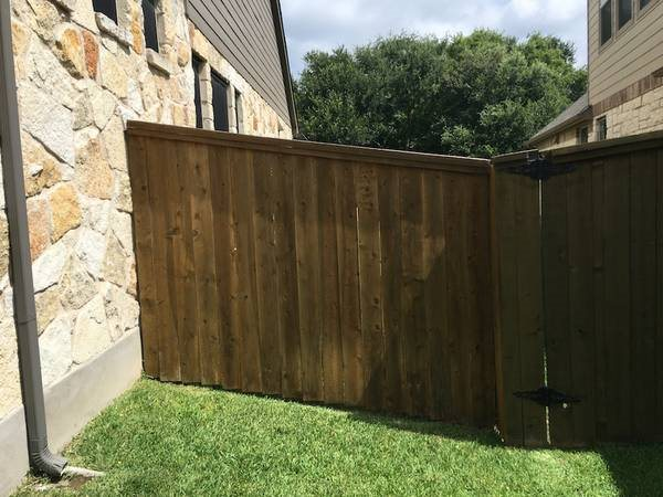 Need Gate Installed in Wood Fence Cover Photo