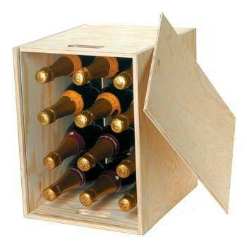 Looking for Carpenter to Build Wooden Wine Case Cover Photo