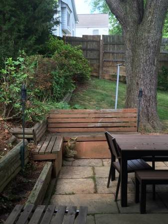 Rebuild Outdoor Bench For Patio  Cover Photo
