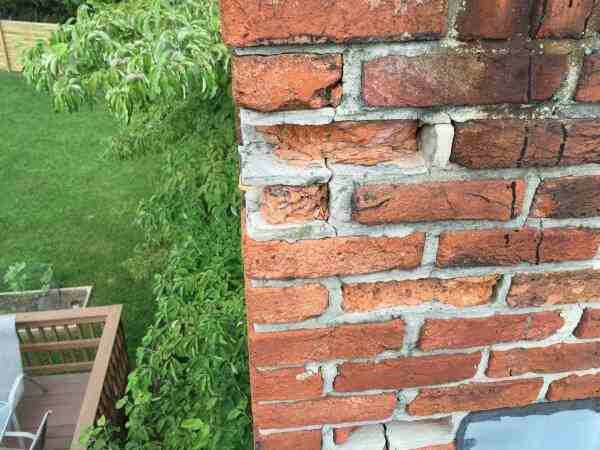 Chimney Exterior Repair Cover Photo