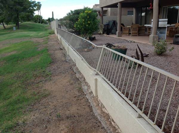 Wall And Fence Repair Needed  Cover Photo