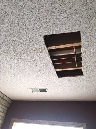 Dry Wall Ceiling Repair job Cover Photo