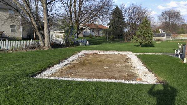 Need Gravel  Sand And Roots Removed And Replaced With Dirt  Cover Photo