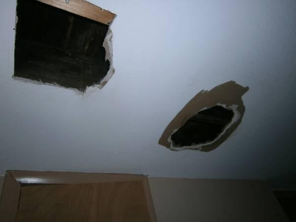 cost of repair ceiling in basement in bay ridge ny