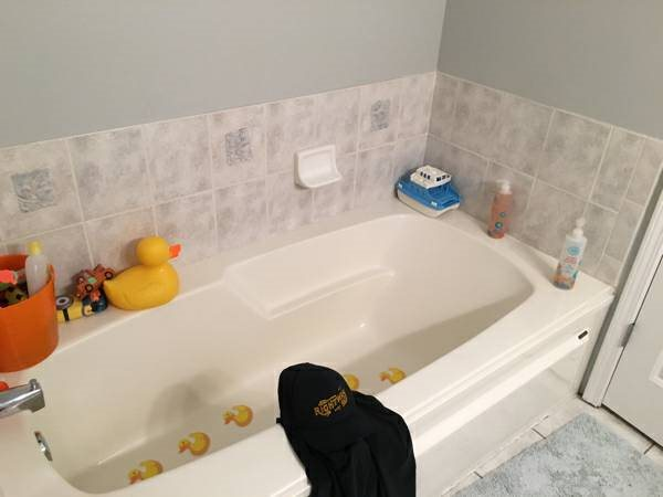 bathroom Tile  Vanity And Small Remodel Work Cover Photo