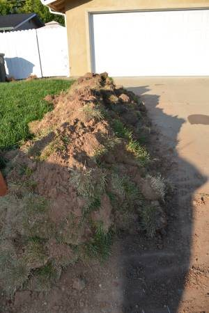 Remove Dirt Pile Cover Photo