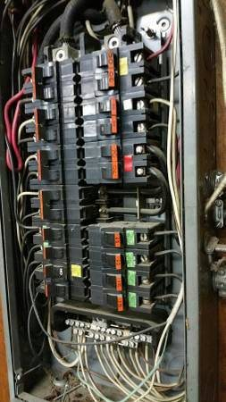 Electrical Replacement Cover Photo