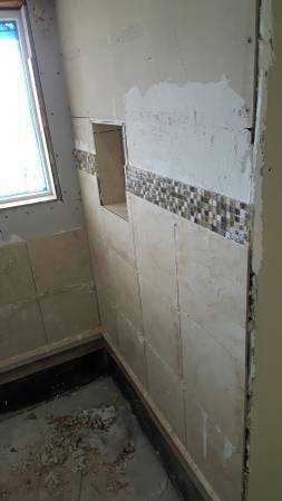 Need Tile Installed in Shower Cover Photo