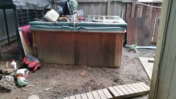 Jacuzzi Removal Cover Photo