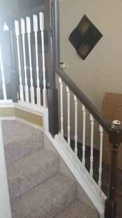 Wrought Iron Banister Cover Photo
