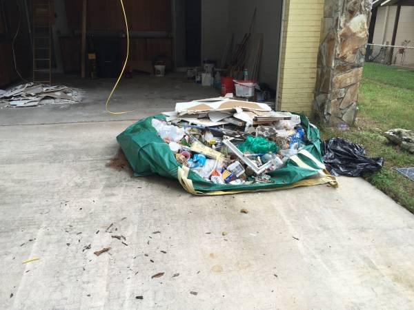 Rubbish Removal Prices