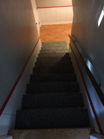 Install Carpet On Basement Stairs  Cover Photo