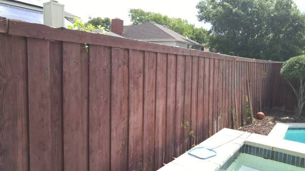 Cedar Fence Cover Photo