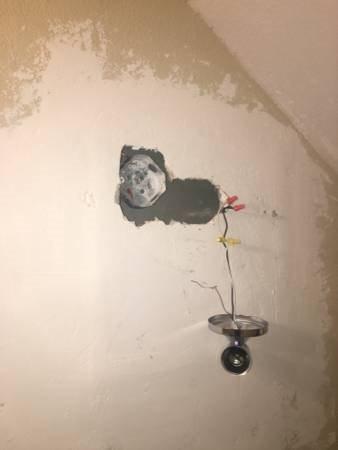 Drywall Paper Repair