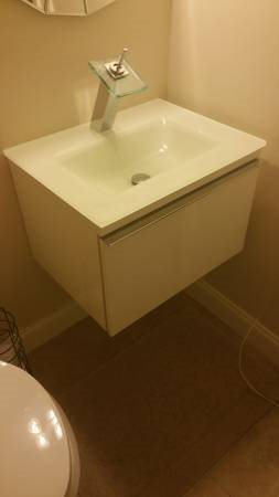 Need Custom Bath Cabinet Built Cover Photo