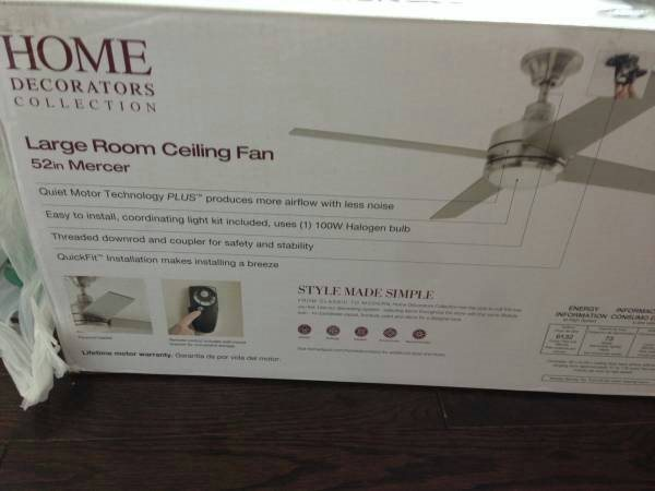 Light Fixtures And Ceiling Fan Mounting Cover Photo