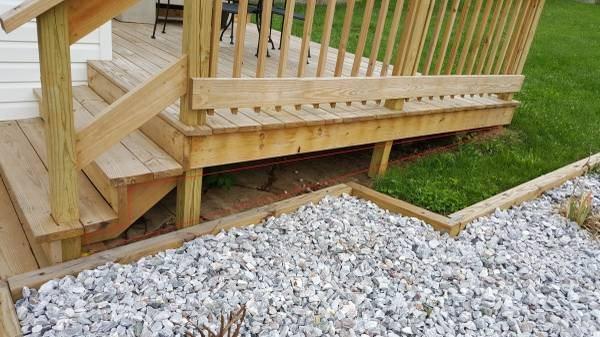 Deck Repair Improvement  Cover Photo