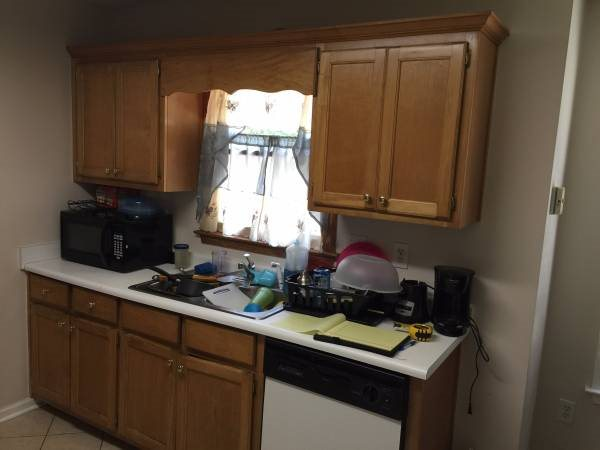 Cabinet Cleaning   Refinishing And House Painting Cover Photo