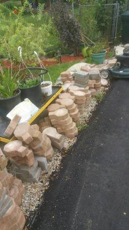 Patio Brick Pavers