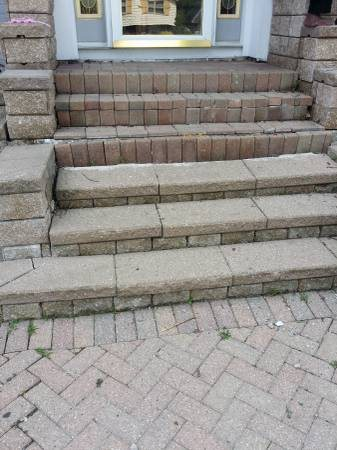 Driveway Repair And Stairs  Cover Photo