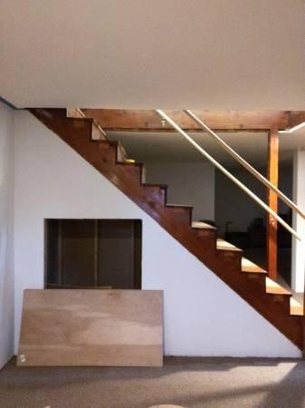 Contractor Needed for Basement Stair Repair  Door Installation  etc Cover Photo
