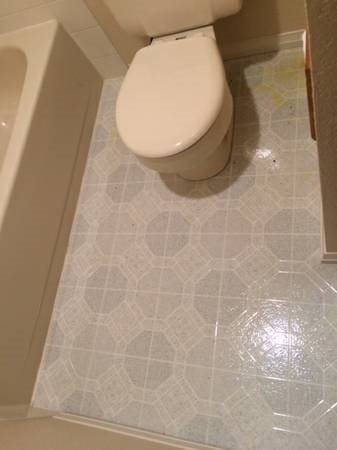 Replace 3 Toilets Amp Install Tiles In Bathroom Cover Photo