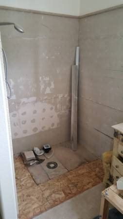Shower Hot mop and Tileing Cover Photo