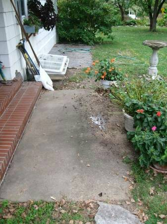 Remove Concrete Pad  Cover Photo
