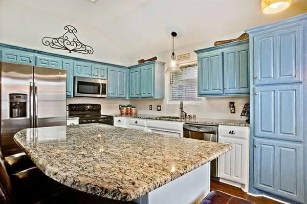 Paint a few Kitchen Cabinets Cover Photo