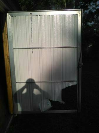Shed Door Fixed Cover Photo