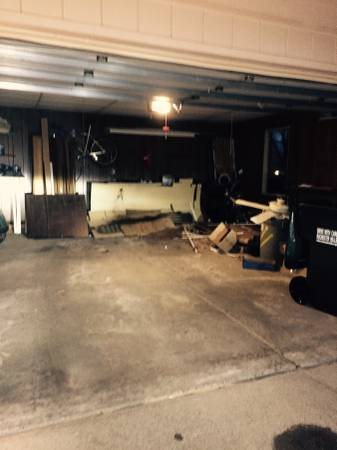 Garage Clean up and Debris Removal Cover Photo