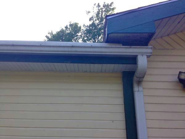 Roof Overlay And Gutters  Cover Photo