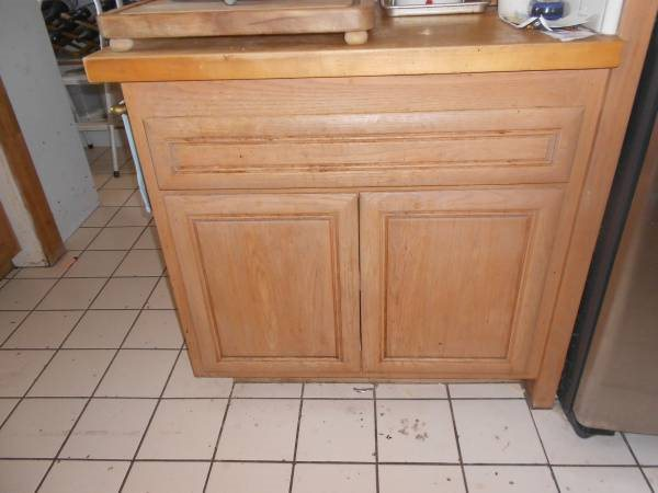 Professional Kitchen Cabinet Refinisher Needed Cover Photo
