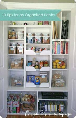 Pantry Installation  Cover Photo