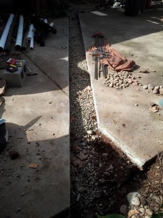 Cement Patio Designs