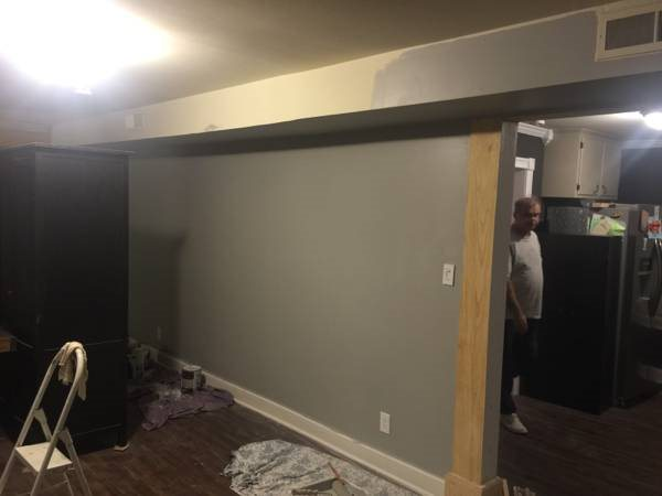 Painter Needed For Trim And Entryway Cover Photo