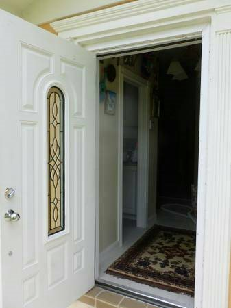 Hang Front Door Cover Photo