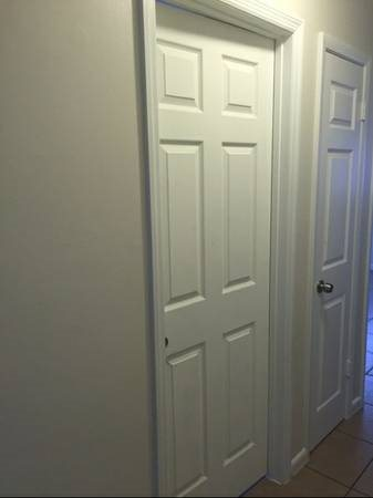 Remove And Install New Door Cover Photo
