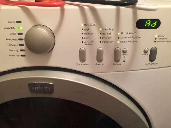 Front Load Dryer Is Broken Cover Photo