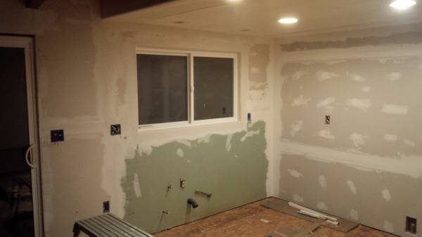 Drywall Finish Work Cover Photo