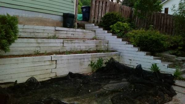 Landscaping Experience or Retaining Wall Experience Cover Photo
