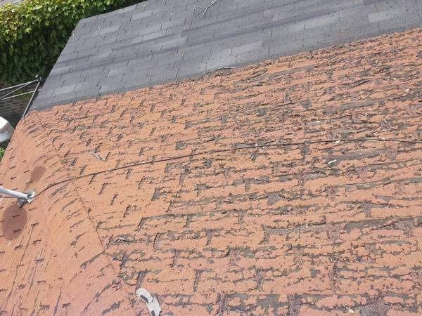 Garage Roof Cover Photo