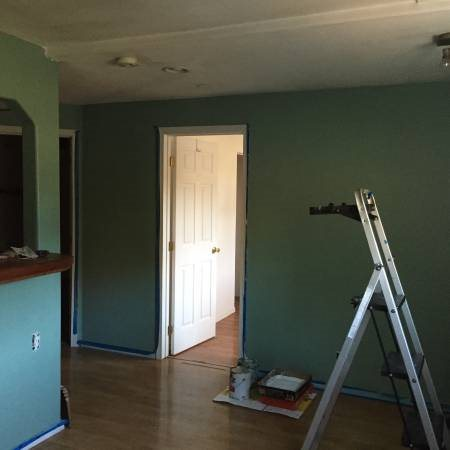 How Much To Paint a House Interior