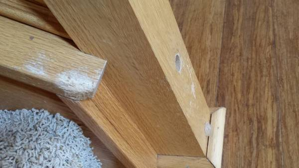 Railing Woodwork Repair  Cover Photo