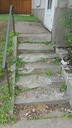 Stairs Replaced And Retaining Wall Replacement Cover Photo