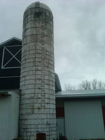 Looking For Bids To Remove Concrete Silo Cover Photo
