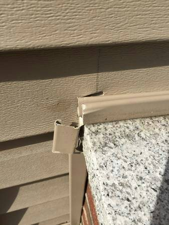Siding Around Step Cover Photo