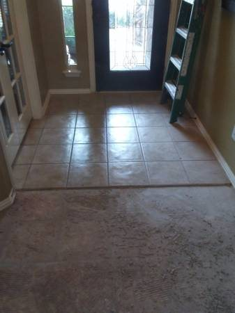 Cost of Tiles